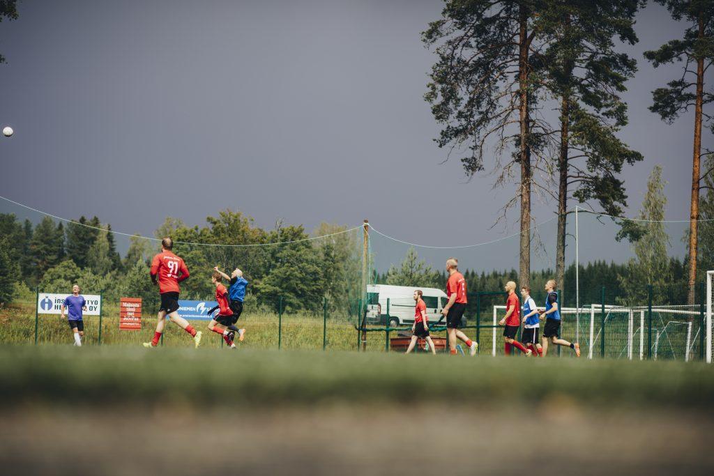 Joutopäivät jalkapallo