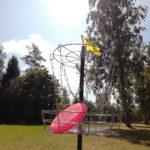 Frisbeegolfkentät